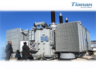 242kv 150MVA off Load Industrial  Oil immersed Compact Transformer Substation