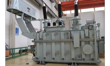 10 - 35kV Oil Immersed three Phase Power Transformer Electrical OLTC
